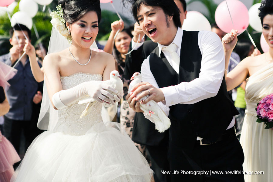 Wedding Ceremony: Irwan & Jessica 17