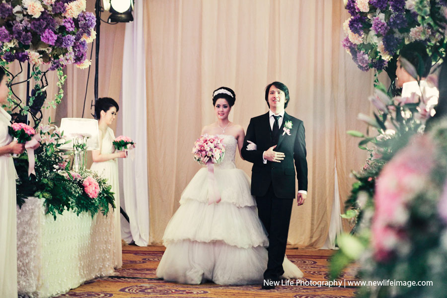 Wedding Ceremony: Irwan & Jessica 29