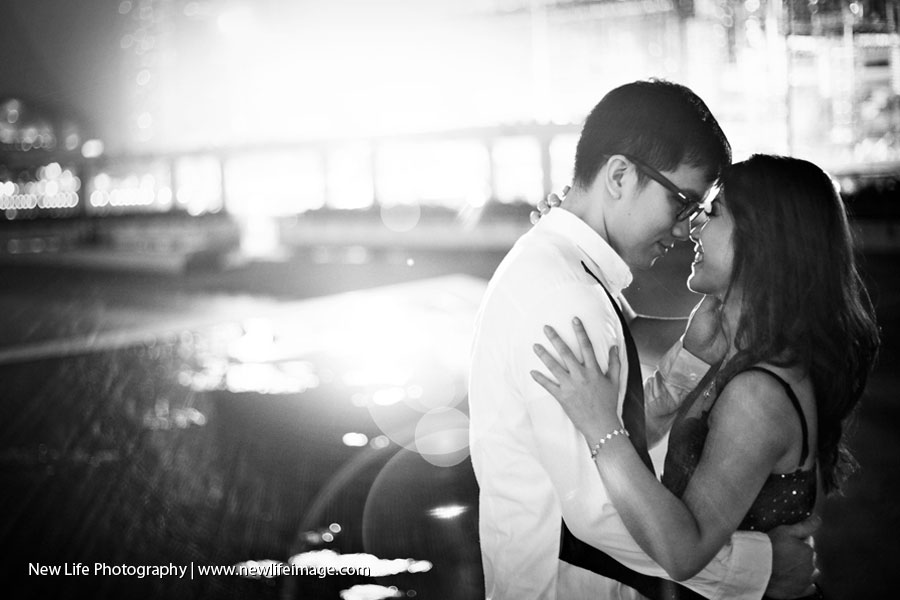 Prewedding Aling & Bernard at Singapore 9