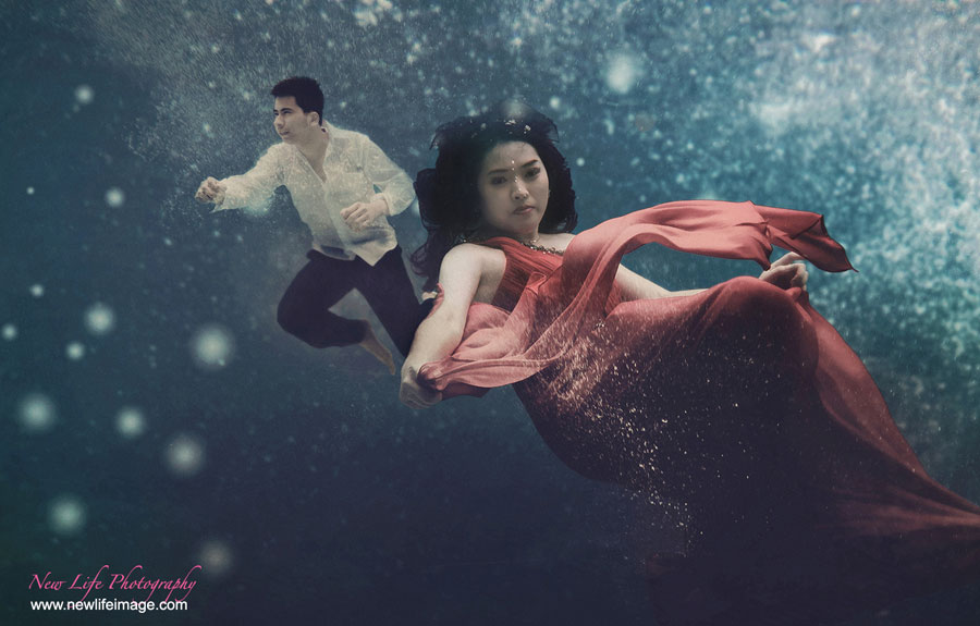 Underwater-Prewedding-4