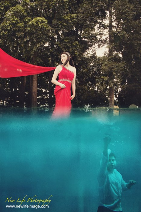 Underwater-Prewedding-8
